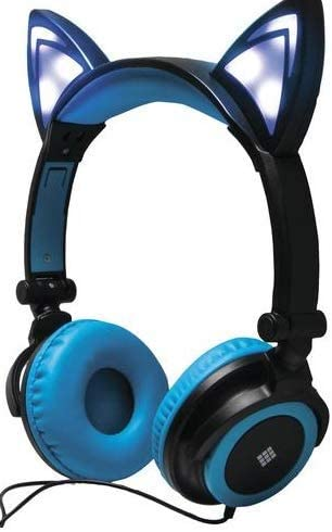 Cat Ear Wired Headphones