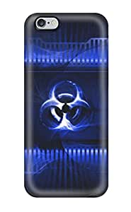 Excellent Design Biohazard Sci Fi People Sci Fi Case Cover For Iphone 6 Plus