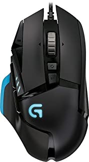 Logitech G502 Proteus Core Tunable Gaming Mouse with Fully Customizable Surface, Weight and Balance Tuning (B00IRHE892) | Amazon price tracker / tracking, Amazon price history charts, Amazon price watches, Amazon price drop alerts
