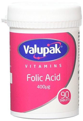Valupak Vitaminas Suplementos Calcio & Vitamina D 400mg 30 comprimidos