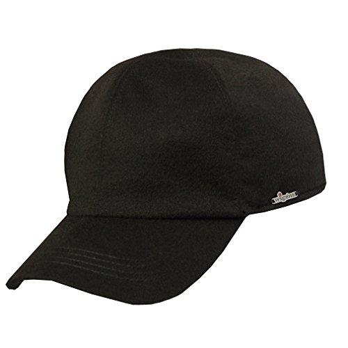 Wigens 100% Cashmere Loro Piana Baseball - Baseball Cap Cashmere