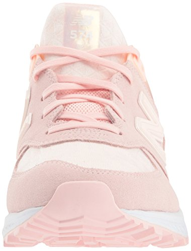 Balance New Ws574v1 Donna Rosa Sneaker 00qdwr