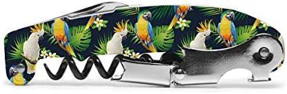 Koala Internacional Hosteleria 62580005 Sacacorchos, Acero incox, Multicolor