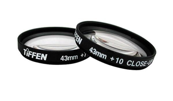 Tiffen 43CUS 43mm Close Up Lens Set