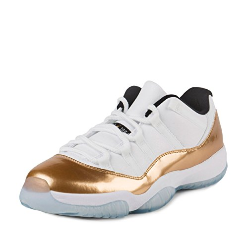 Nike Mens Air Jordan 11 Retro Low Basketball Shoes,