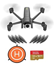 Parrot PF728000 Anafi Drone, Foldable Quadcopter Drone with 4K HDR
