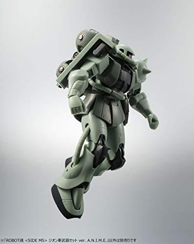 Bandai Tamashii The Robot Spirits Side MS Zeon Force Weapon Set Ver A.N.I.M.E