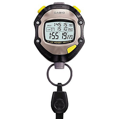 Casio Multi function Stopwatch Comprise Included