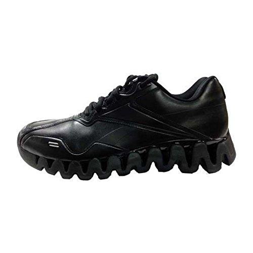 Reebok Zig Energy Ref Hommes Chaussures De Basket-ball Matte En Cuir
