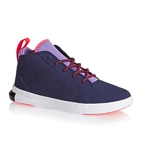 ConverseCHUCK TAYLOR ALL STAR EASY RIDE - Sneaker high - japanese eggplant/frozen lilac/white Japanese Eggplant/Lilac/White