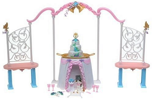 (Barbie as the Princess and the Pauper:  Double Wedding and Vanity)