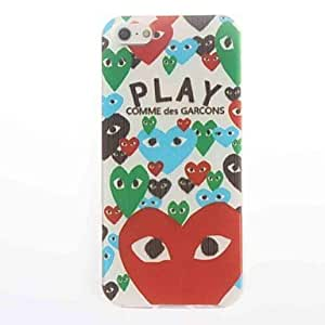 Zaki Play Design Soft Case for iPhone 5/5S
