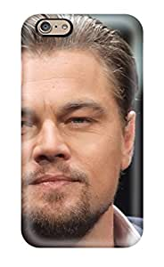 Iphone 6 Case Cover Slim Fit Tpu Protector Shock Absorbent Case Leonardo Dicaprio