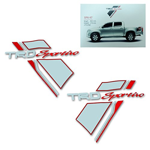 toyota hilux stickers - 5