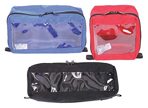 Pouch Kit, Blue/Black/Red, 13'' L by R&B Fabrications (Image #1)