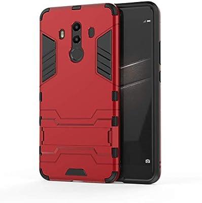 Huawei Mate 10 Pro Funda, CHcase 2in1 Armadura Combinación A Prueba de Choques Heavy Duty Escudo