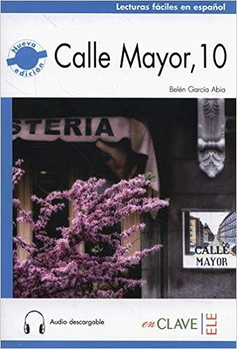 Descargar Libros Formato Calle Mayor + Audio (b1) El Kindle Lee PDF