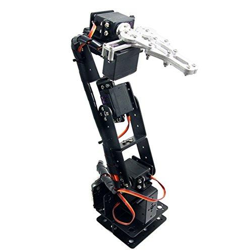 6 dof robotic arm - 6