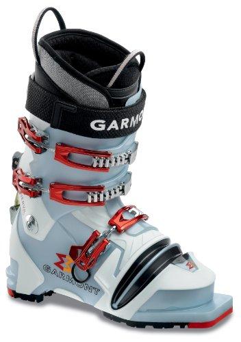 Garmont Minerva Telemark Ski Boot (Blue Pearl/White, 22.0 Mondo)