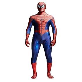 Adult Unisex Zentai Bodysuit Halloween Cosplay Costume 41F8D1BhBQL