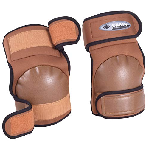 Crain 196 Heavy-Duty Comfort Knees (Crane Knee Pads)