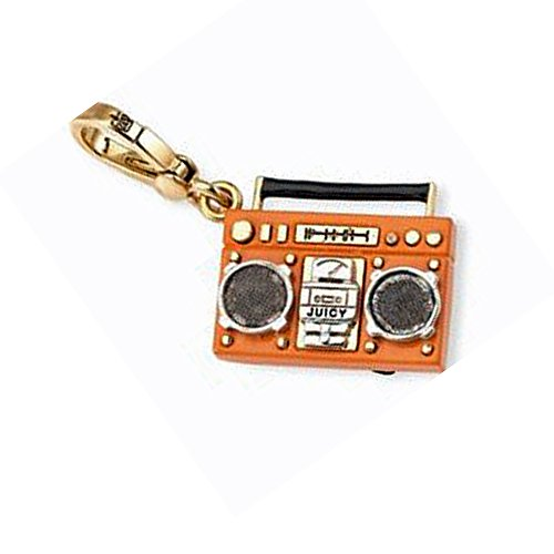 Juicy Couture Portable Radio - Boom Box Charm ()
