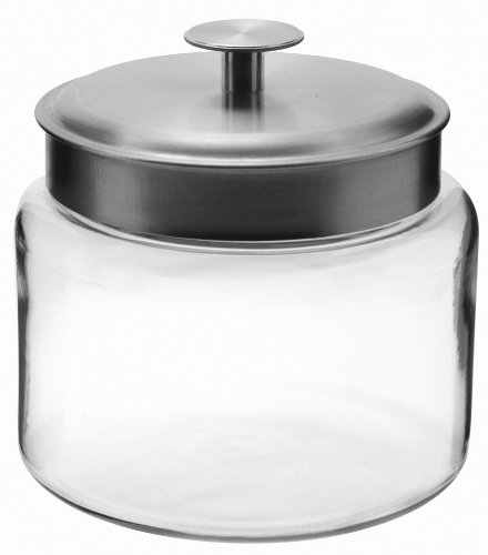 64 oz glass jar - 6