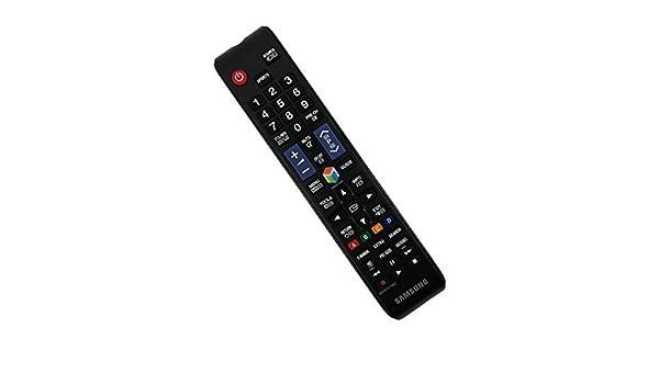 DEHA TV Remote Control for Samsung UE50J5550SU Television