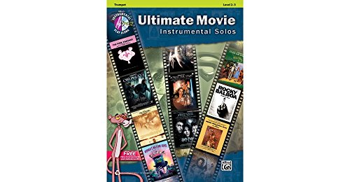Alfred Publishing Ultimate Movie Instrumental Solos for T...