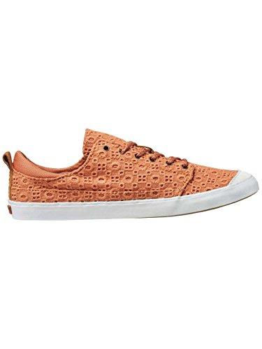 Reef Kvinder Piger Walled Lav Tx Mode Sneaker Rust vXapfKLM