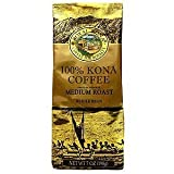 Royal Kona 100% Kona Coffee 7oz bags (6 bags, Whole Bean) by Royal Kona