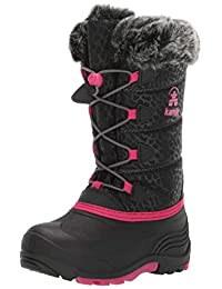Kamik Girls SNOWGYPSY3 Cold Weather & Shearling