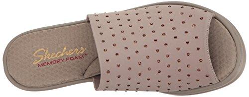 Rumblers Liscia Cali Women's Talpa M Us 10 Con E Sandalo Zeppa Liscia BFXF5vqc