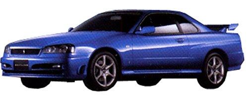 フジミ模型 1/24インチアップディスクシリーズ83 R34スカイライン 25GTターボ 後期型