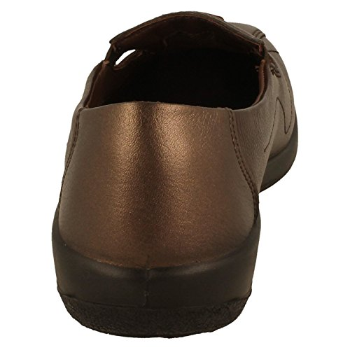 EE Shoes EEE Adora Metallic Metallic Fit Padders 653 qtY4twE