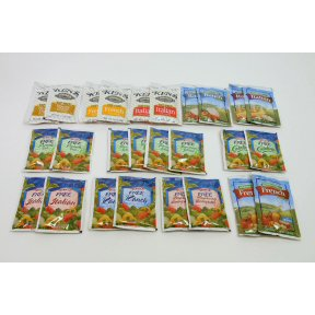 (Fat Free Salad Dressing Sampler)