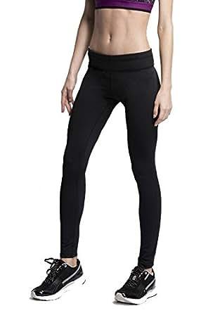 Healths Women's Compression Tights Yoga Pants Size S Black