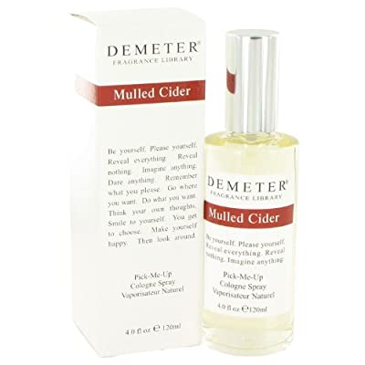 Demeter by Demeter Mulled Cider Cologne Spray 4 oz: Beauty