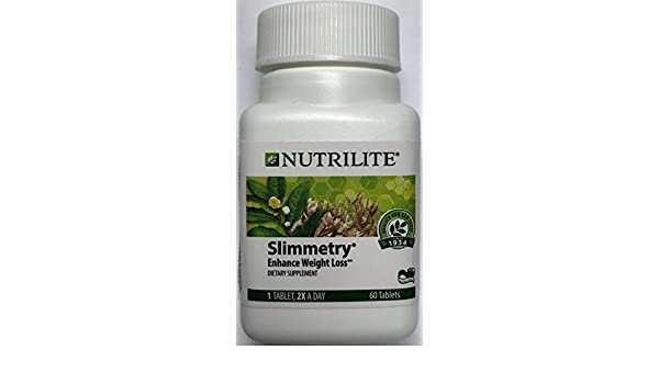 Amazon Com Nutrilite Slimmetry Enhance Weight Loss 60 Tablets By