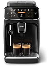 Phlips 4300 Fully Automatic Espresso Machine with Classic Milk Frother, EP4321/54