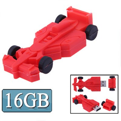CAOMING 16GB Formula-X Style USB Flash Disk, High Speed USB 2.0 Data Transfer (Color : Color1) by CAOMING