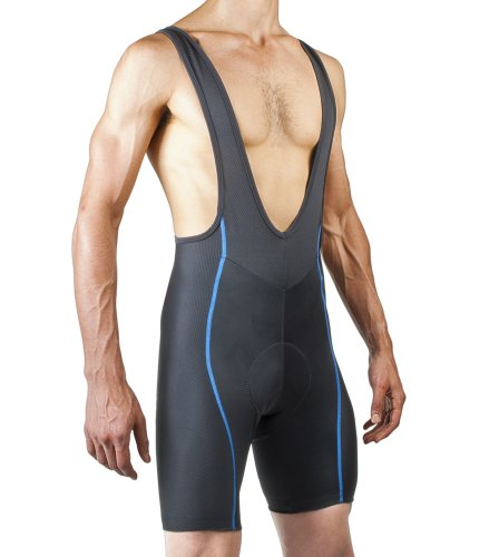 Aero Tech Designs Tall Men's Elite Endurance Bib Shorts -...