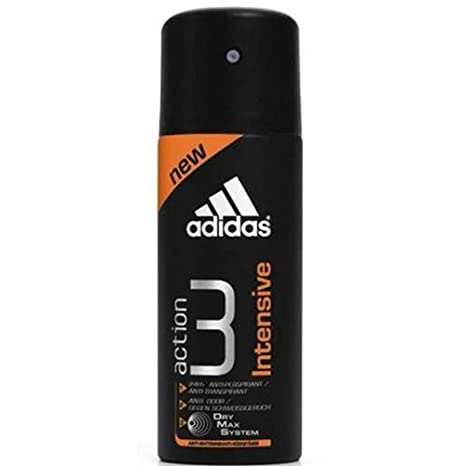 adidas action 3 Intensive 150ml: : Lebensmittel