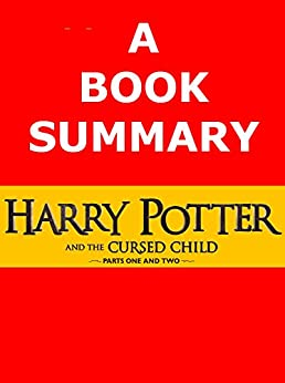 Harry potter and the cursed child book kindle