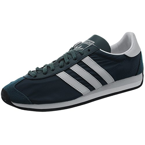 Adidas Country Og - S79103 Wit-blauw
