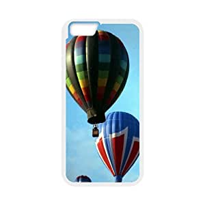 Iphone 6 Case, albuquerque balloon festival Case for Iphone 6 4.7 screen White tcj563004 tomchasejerry