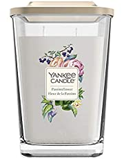 Save on Yankee Candle Square Scented Candle, Passionflower, Large 2-Wick and more