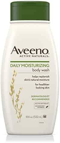 Aveeno Daily Moisturizing Body Wash, 18 Fl. Oz