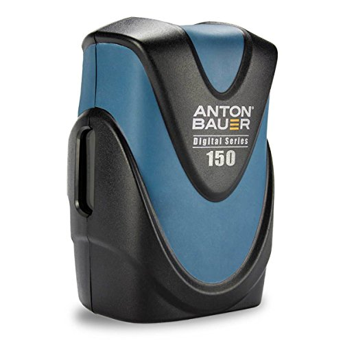 Anton Bauer Digital 150 Lithium-Ion Gold Mount Battery, 14.4V, 156Wh by Anton Bauer