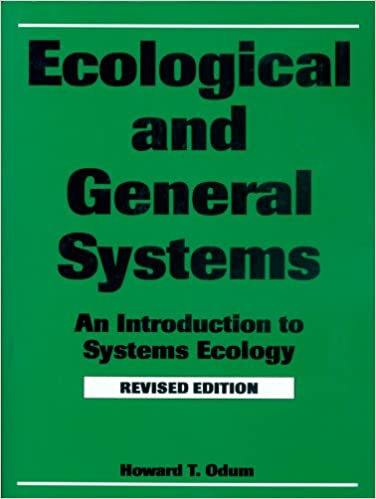 Ecology Book By Odum Pdf